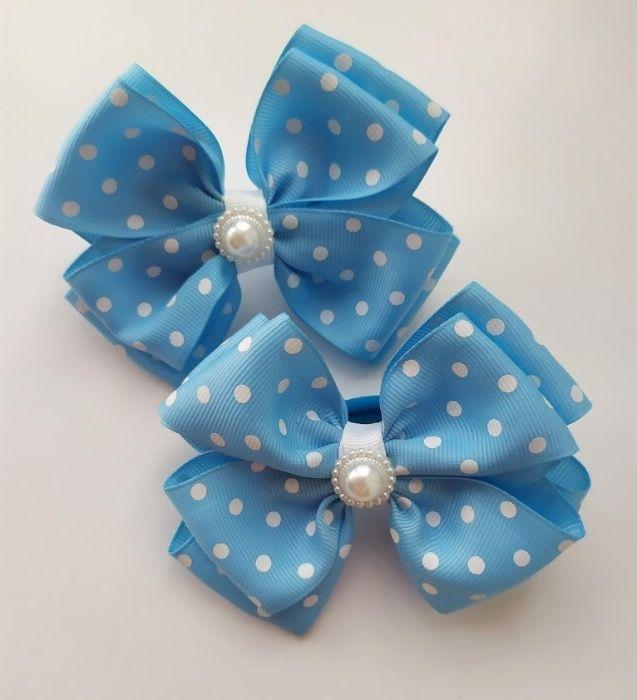Бантики для девочек. Украшения, аксессуары для волос. Дружковка - изображение 1