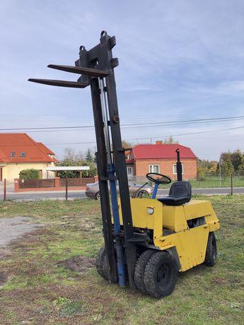 Wozek Widlowy Widlak GPW Gliwice ZREMB terenowy silnik C-330 rak