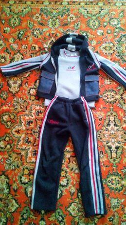 Детские спортивные костюмы-тройки