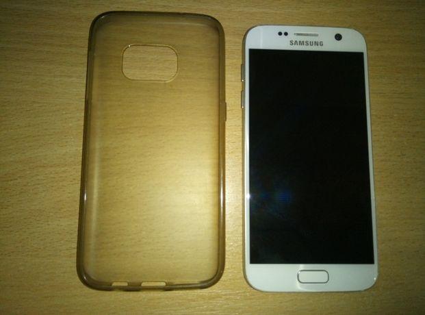 Дисплей Samsung GALAXY s7 белый. Оригинал.