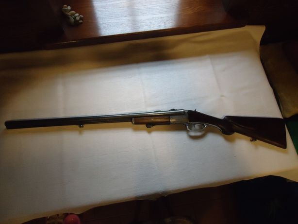 Продам антикварное охотничье ружье.