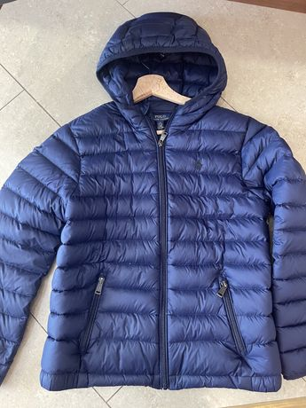 Оригинальная осенняя куртка Polo Ralph Lauren p. 160