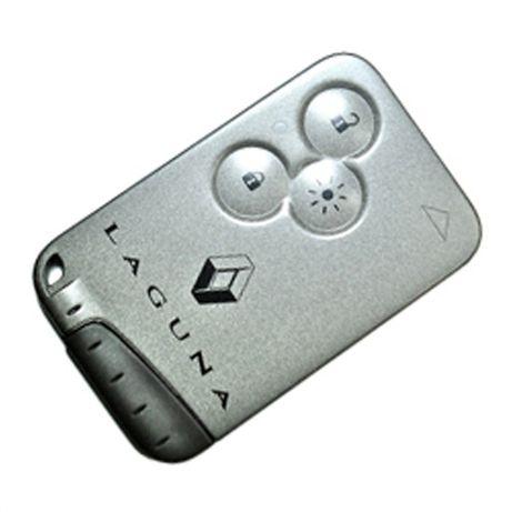 Laguna 2, Espace - Kluczyk, Karta Hands free, 3 przyciski