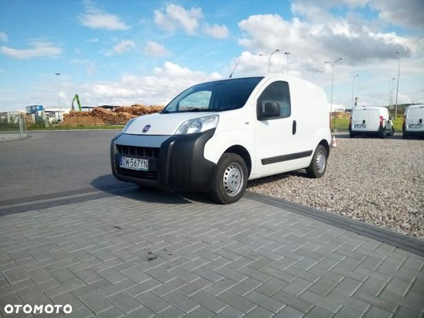 Fiat Fiorino Nowa Izoterma Chłodnia Mroźnia 220V Salon Polska I właściciel na stoku kilka szt  Producent Chłodnia Fiat Maxi L2 inne marki finansowanie gotowe