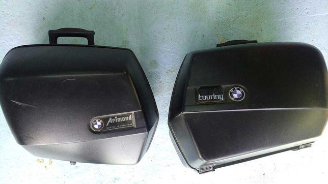 Malas  laterais Touring Originais para BMW R1100 R1150 GS