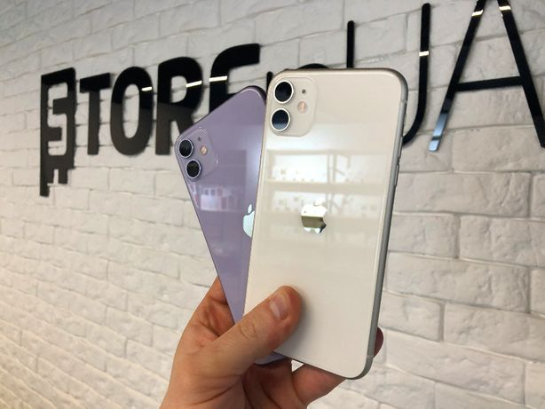 Идеал iPhone 11 64GB Neverlock. Магазин! Гарантия 3 месяца! Рассрочка