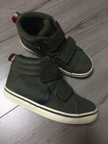 Ботинки Next хайтопы 11 размер