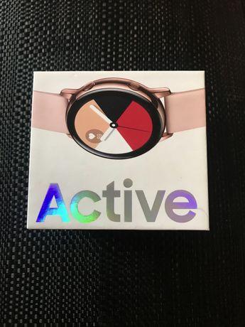Zegarek Samaung Smartwatch Active,Różowy