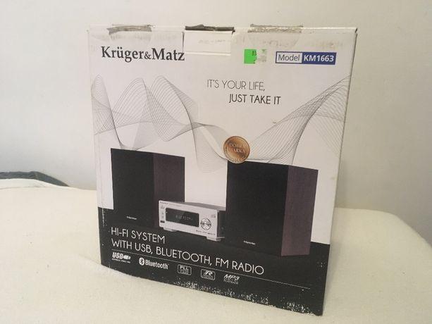 Radio kruger&matz KM 1663