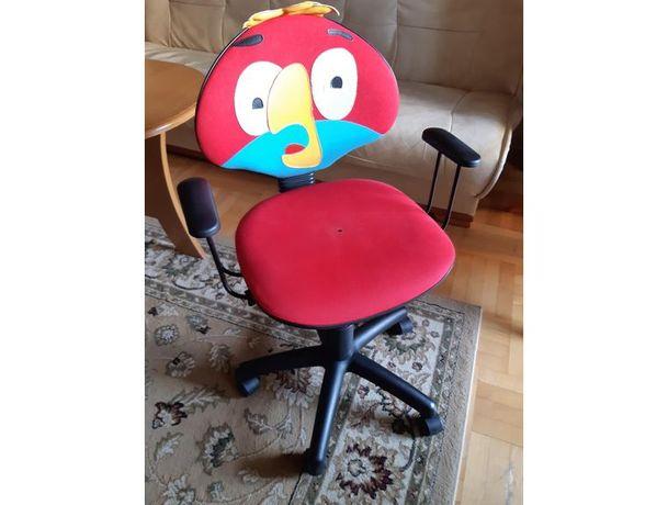 Dziecięce krzesło obrotowe do biurka