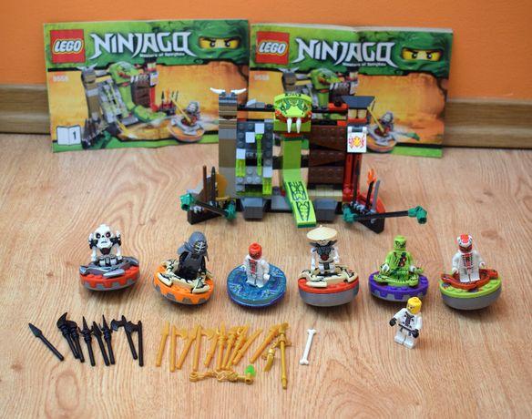 Lego Ninjago. Spinjitzu. Zestaw. Prezent.