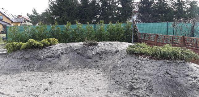 Oddam ziemię ogrodową – około 12 m2