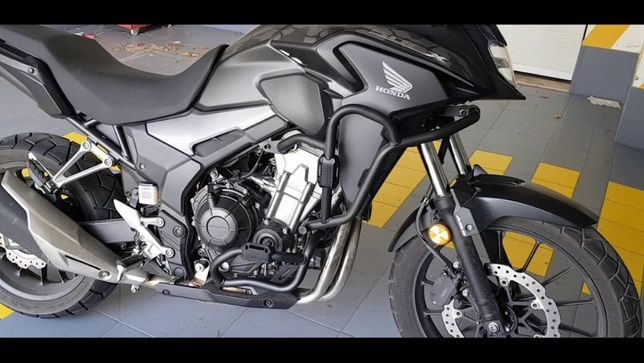 Crash-Bars Honda CB500X 2019 *novo*