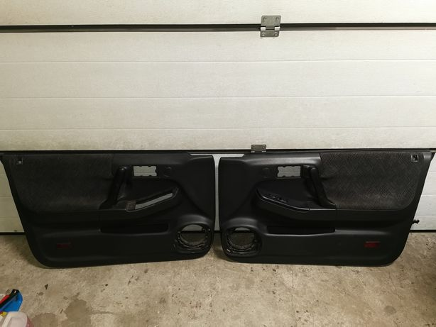 Boczki drzwi Opel Frontera B przód/tył