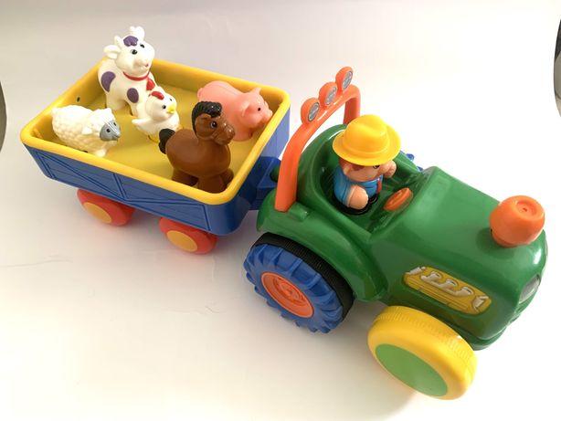 Трактор kiddieland