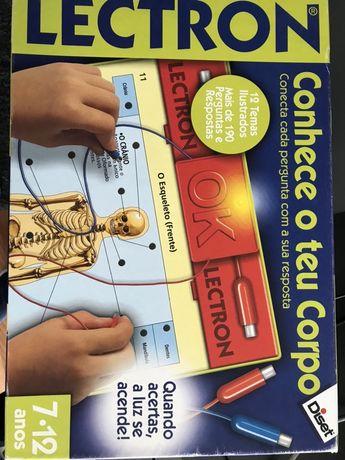 """""""Conhece o teu corpo"""": jogo sobre o corpo humando"""