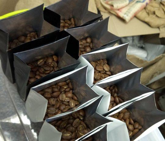 Зерновой кофе! 40% арабика (Перу, Бразилия, Никарагуа) 60% робуста