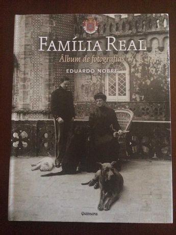Família Real Álbum de fotografias Casa de Bragança Eduardo Nobre
