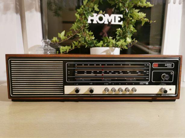 Stare radio jubilat stereo unitra diora