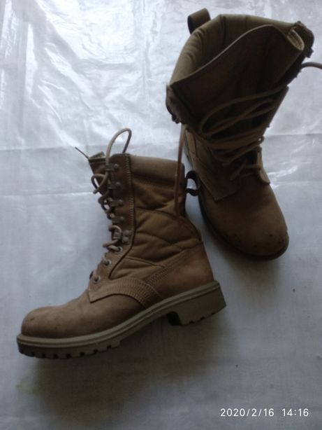 Ботинки/черевики камуфляж