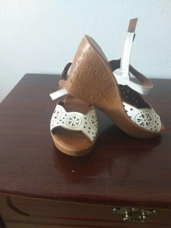 Sandálias senhora tamanho 38