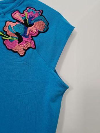 NOWA_piękna damska bluzka_firmy SIMPLE
