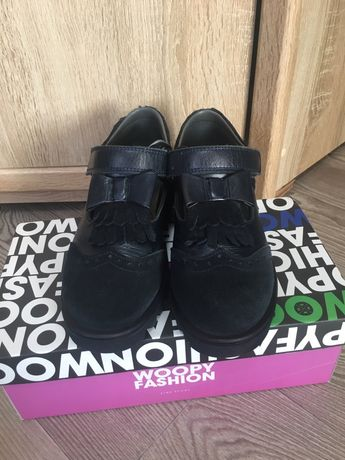 Туфли Woopy Orthopedic для девочки