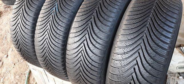 Шини зимові Michelin Alpin 5 R 16 195 60.2017