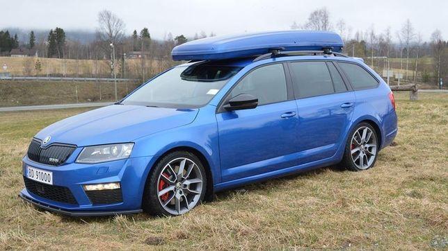 Dach box skiguard 850