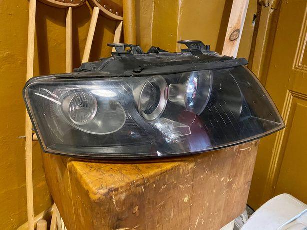 Prawa przednia lampa audi a4 b6 cabrio