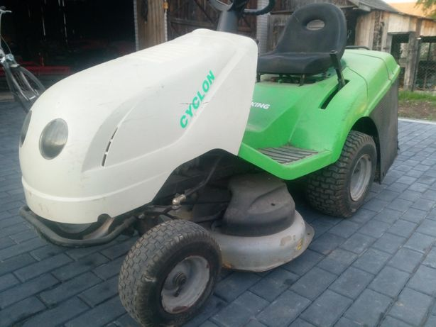 Kosiarka traktorek viking cyclon