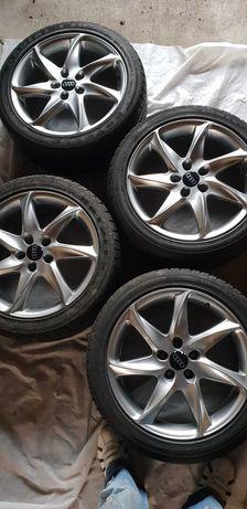Jantes e pneus Audi A5