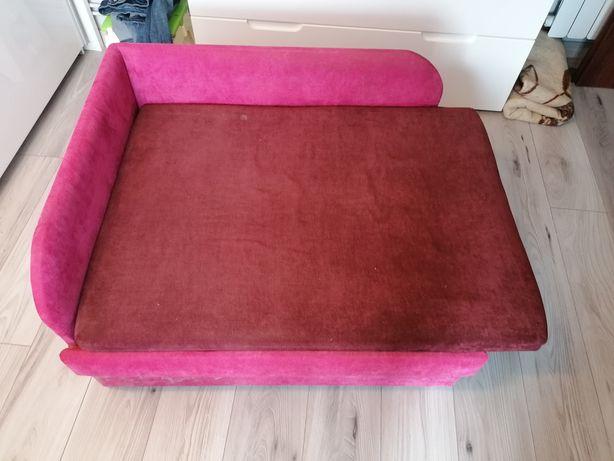 Sofa do spania dla dzieci