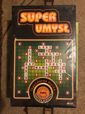 SUPER UMYSŁ gra dla wszystkich