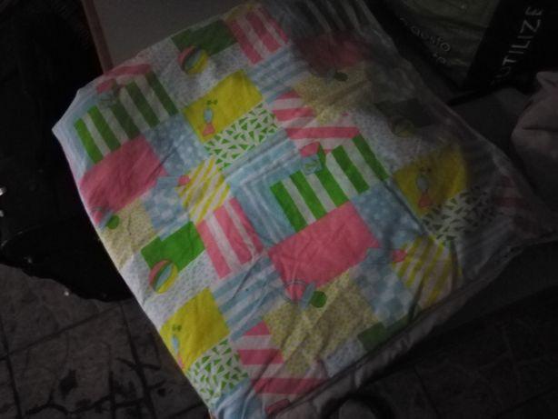 Manta/ tapete para bebé