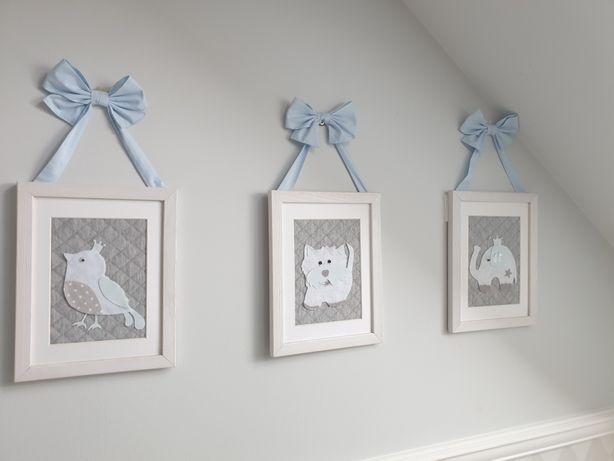 Obrazki na ścianę ,ręcznie robione