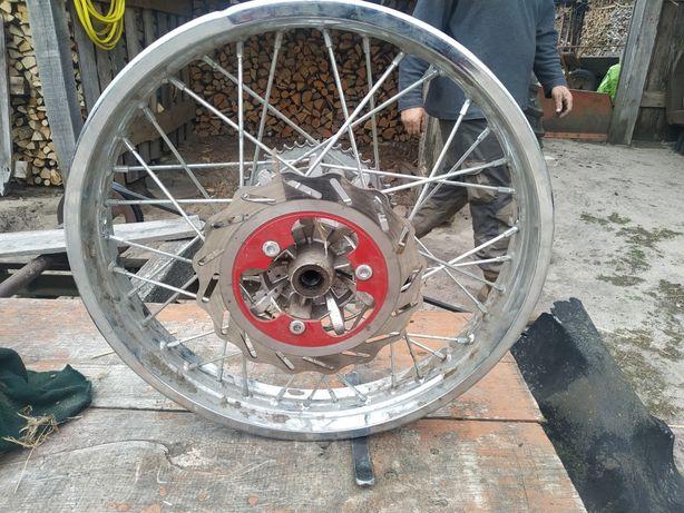 Задній диск R18
