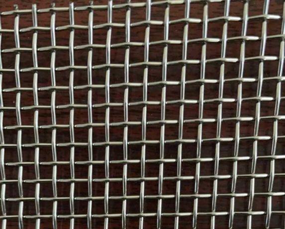 сітка з нержавійки плетена зварна в рулоні. Наложка