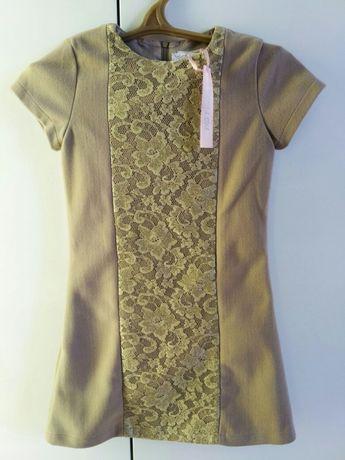 Новий кашеміровий сарафан, плаття Enfant & style на 10-12р