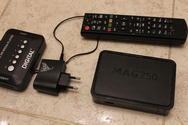 Смарт ТВ бокс MAG 250 Micro