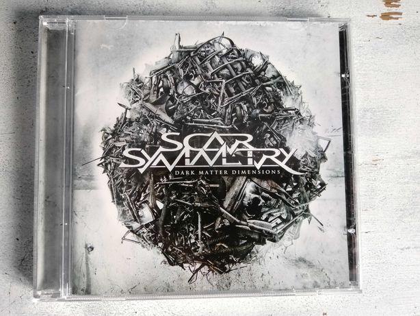 Scar Symmetry Dark Matter Dimensions płyta CD stan idealny