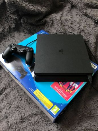 Playstation 4 1TB + PAD + 8GIER !!!