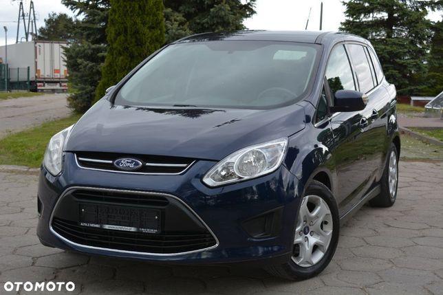 Ford Grand C-Max Możliwość Rat Gwarancja I Opłaty W Cenie