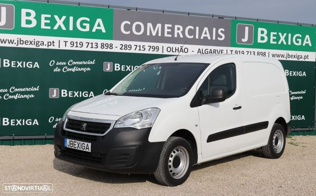 Peugeot Partner L1- 3 Lugares