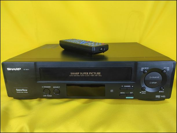 Video SHARP VC-M271GN bk