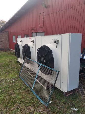 Холодильная установка.Глубокой заморозки.Промышленая.