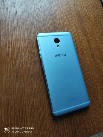 продам MEIZU M5 NOTE 3/32 Blue