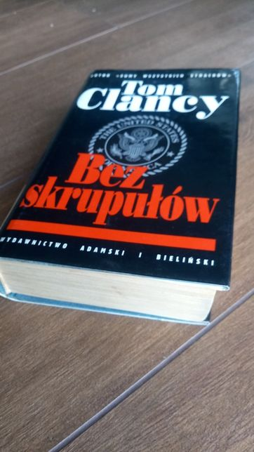 Tom Clancy Bez skrupułów