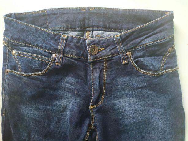 Spodnie jeansowe Grawik
