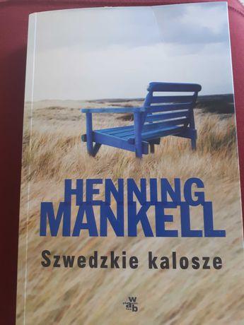 Książka,  Szwedzkie kalosze